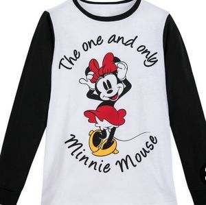 Minnie Mouse Long Sleeve T-Shirt